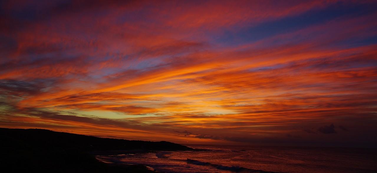 Jacques sunset, Kalbarri, WA