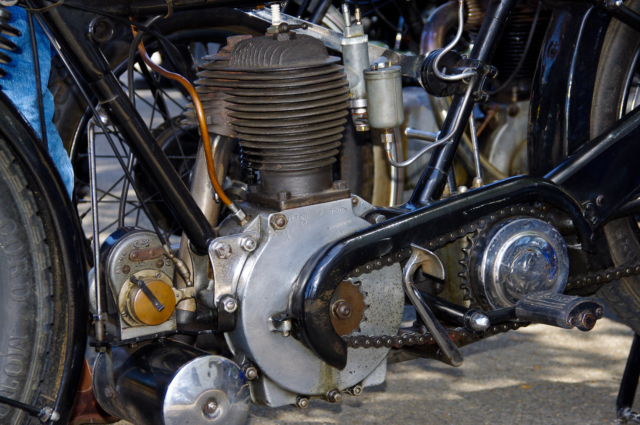 Norton Model 16