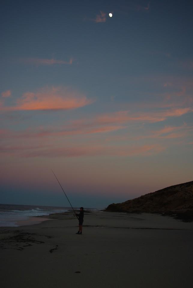 Dawn Fishing