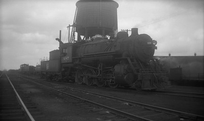 2021.001.NO.01.004--ralph wehlitz 116 neg [photographer unknown]--SOO--steam locomotive 2-8-0 F-12 487--location unknown--no date