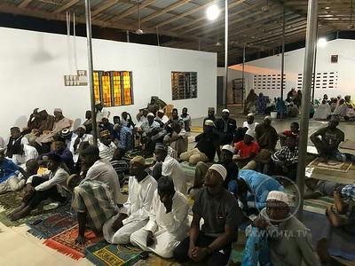 Spiritual Food in Ghana