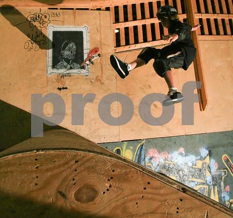 Ramp Camp Session #6 week ending 08-08-08 shot by skye nacel