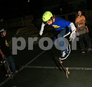 friendly game of SKATE
