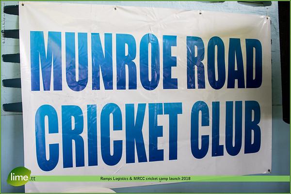 Ramps Logistics & MRCC cricket camp launch 2018