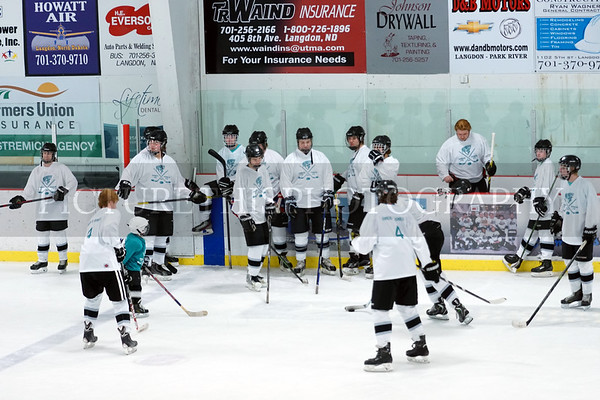 Ramrerg Benefit Hockey Game
