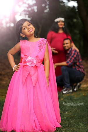 Ramya -Karthik Maternity photoshoot