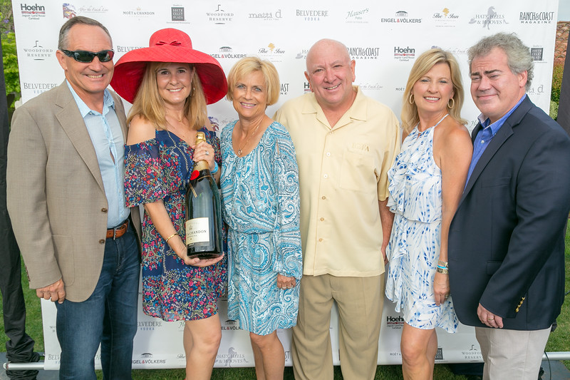 """Hats, Heels & Hooves! The Ultimate Del Mar Opening Day After-Party 2018 at The Inn at Rancho Santa Fe. <a href=""""http://www.ranchandcoast.com/"""">http://www.ranchandcoast.com/</a>"""
