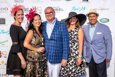 Hats, Heels & Hooves! The Ultimate Del Mar Opening Day After-Party 2019 at The Inn at Rancho Santa Fe. http://www.ranchandcoast.com/
