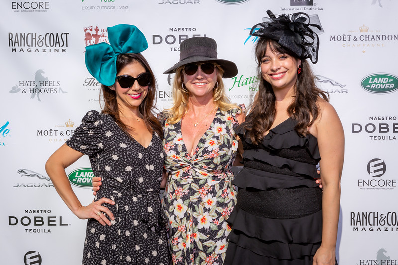 """Hats, Heels & Hooves! The Ultimate Del Mar Opening Day After-Party 2019 at The Inn at Rancho Santa Fe. <a href=""""http://www.ranchandcoast.com/"""">http://www.ranchandcoast.com/</a>"""