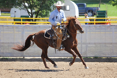 Rancher's Wyoming State Fair Ranch Horse Competition
