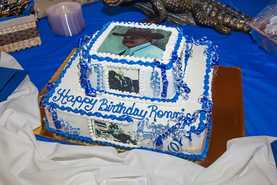 Ron Bergeron Birthday Celebration