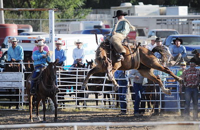 Fall River County Fair Ranch Rodeo