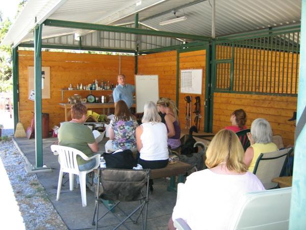 David Genadek Clinic Summer 2007