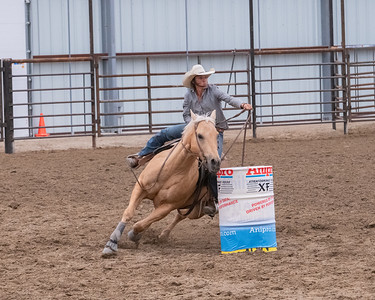 Women's Barrel Race