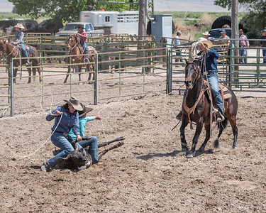 Saturday Rodeo Events