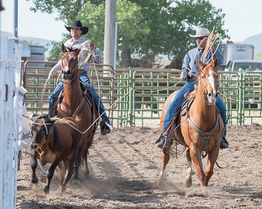Sunday Rodeo Events