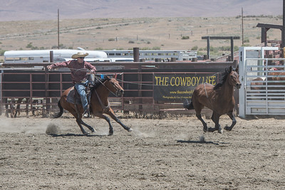 Horse Roping