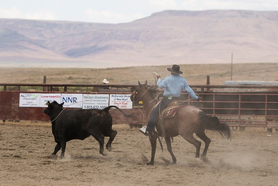 2013 McDermitt Big Loop Cow Roping