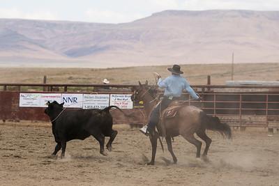 2013 McDermitt Big Loop Cow Roping