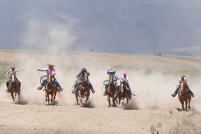 2013 McDermitt Horse Race