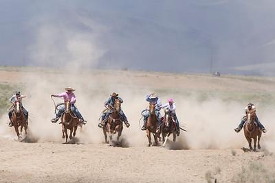2013 McDermitt Horse Race