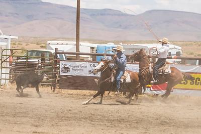 2013 McDermitt Ranch Rodeo Team Roping