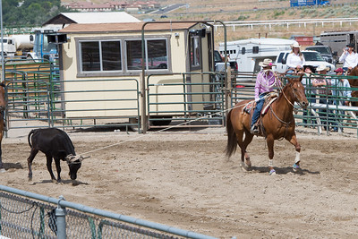 2014 Rope For The Money Women's Ranch Rodeo