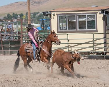 2018 Ladies Ranch Rodeo-Winnemucca