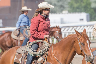 Ladies Ranch Rodeos