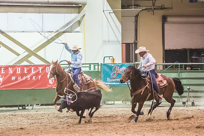 Jack Pot Team Roping