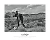 Lost Hand - Ranchman Collection by Peter Schroeder - Red Rock Canyon - Nevada