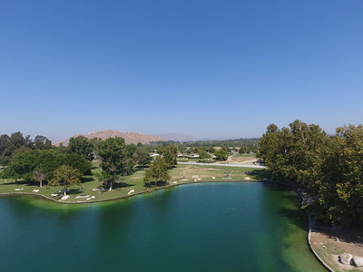 Rancho Jurupa Park - Aerial Photos