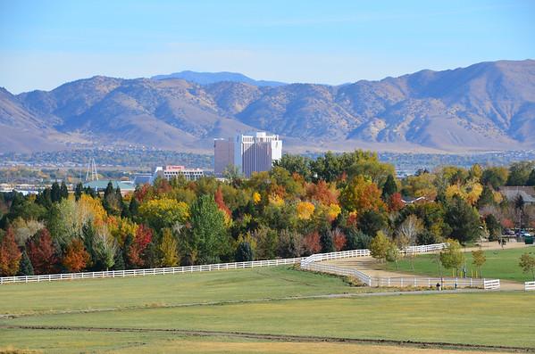 Rancho San Rafael November 2 & 5, 2012