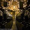 U-505 engine room