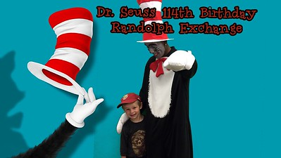 Randolph Dr. Seuss Birthday. Click arrow for free download