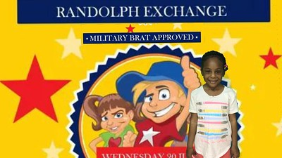 Randolph Military Brat click ARROW