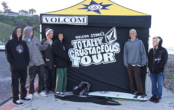 Volcom Stones Totally Crustaceous