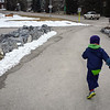 <b>27 Mar 2014</b> Out for a run with Mama