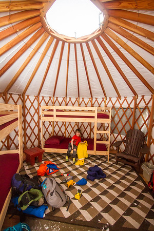 2017-03 Engadine Yurt
