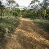 Out for a run - Coming down Majura again
