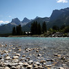 <b>25 July 2010</b> Bow River, Canmore