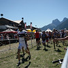 <b>24 July 2010</b> The Le Man start to the 24 hours of Adrenaline at the Canmore Nordic Centre.  Already pretty warm.