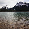 <b>1 May 2010</b> Gap Lake, along the 1A between Canmore and Calgary