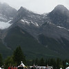 <b>5 Sept 2010</b> Mass bands at the Canmore Highland Games