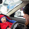 <b>9 Jan 2011</b> Hanging out waiting for the car to warm up after skiing