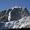 <b>11 Jan 2011</b> Avalanche control on EEOR, Canmore
