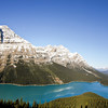<b>16 Oct 2011</b> Peyto Lake
