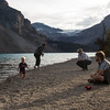 <b>8 September 2012</b> Bow Lake shenanigans