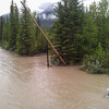 Flooded Bow River