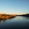 <b>17 October 2012</b> Out running in Edmonton